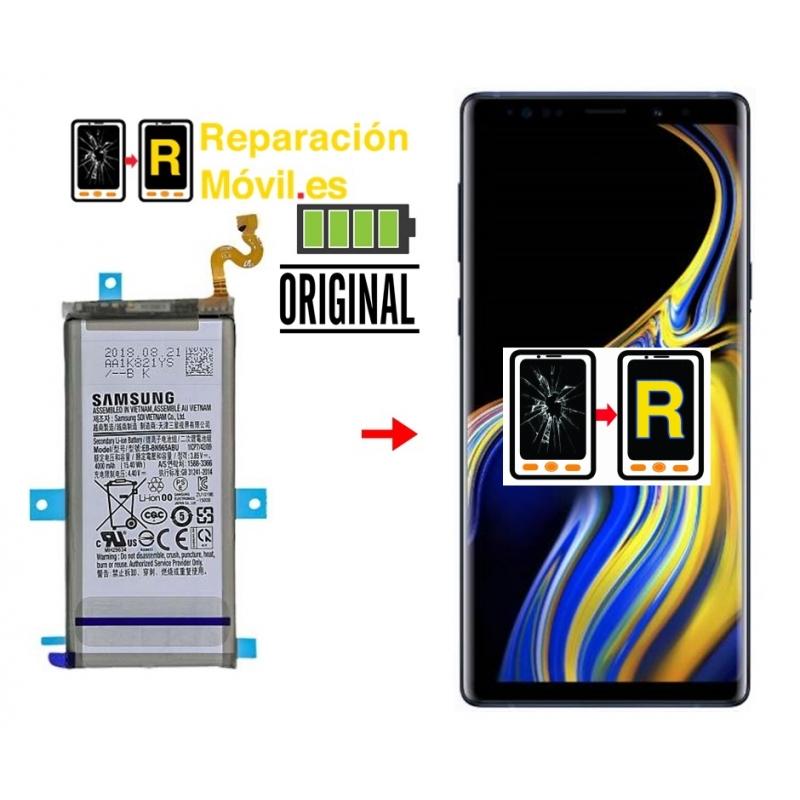 Cambiar Batería Samsung Note 9 Original