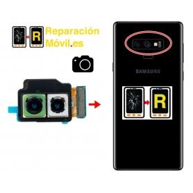 Cambiar Cámara Trasera Samsung Note 9