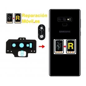 Cambiar Cristal De Cámara Samsung Note 9