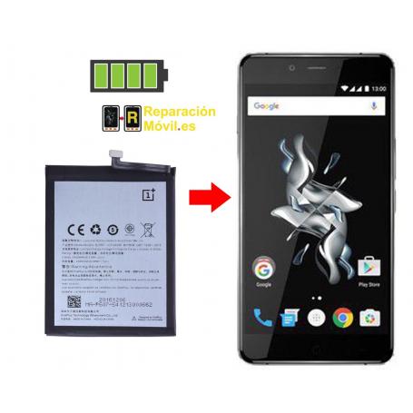 Cambiar Batería OnePlus X