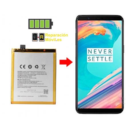 Cambiar Batería OnePlus 5T