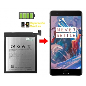 Cambiar Batería OnePlus 3