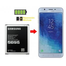 Cambiar Batería Samsung j7 2018