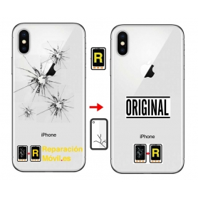 Cambiar Chassis Con Tapa iPhone X