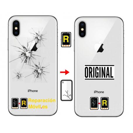 Cambiar Cristal Trasera iPhone X