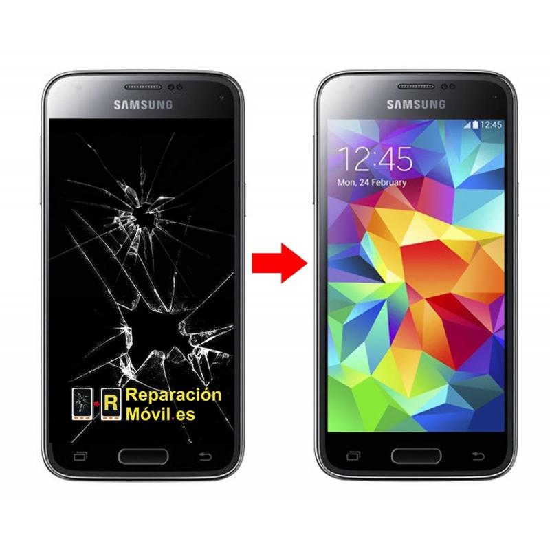 Cambiar Pantalla Samsung S5