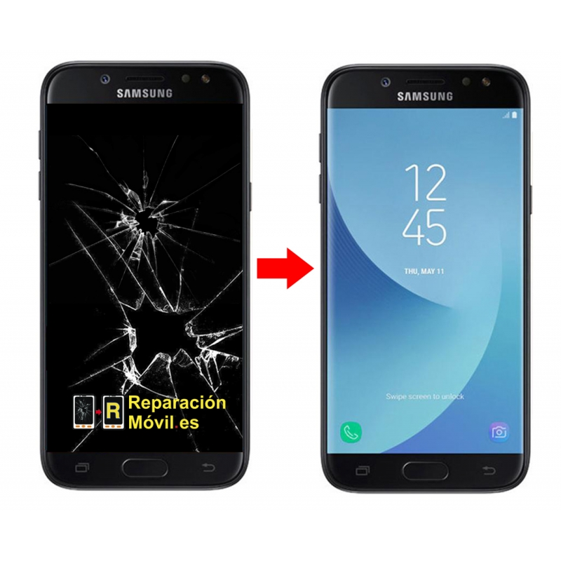 Cambiar Pantalla original Samsung J5 2017  ( J530F )