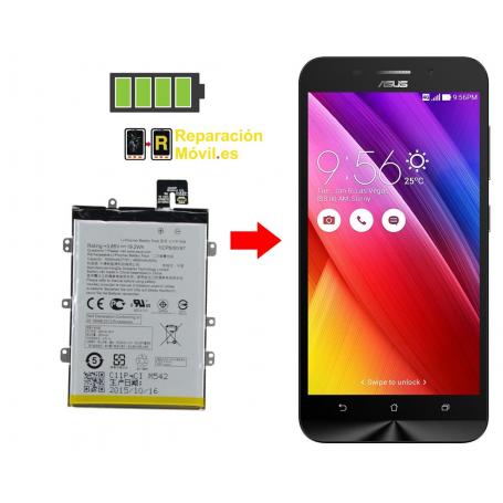 Cambiar Batería ASUS Zenfone Max ZC550KL