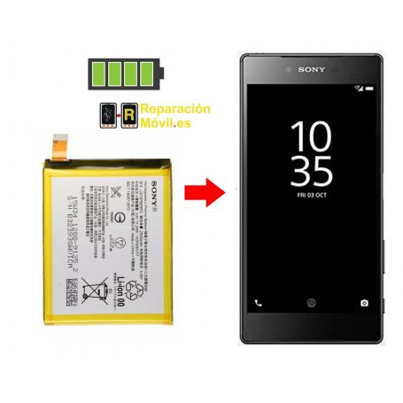 Cambiar Batería Sony Z5 Premium