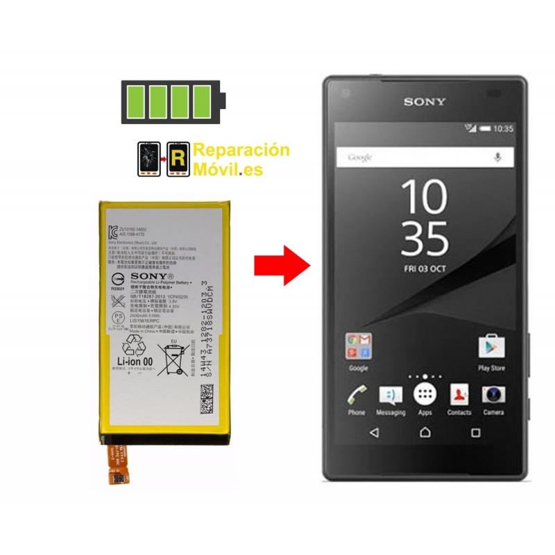 Cambiar Batería Sony Z5 mini