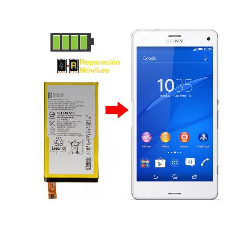 Cambiar Batería Sony Z3 mini
