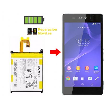 Cambiar Batería Sony Z2