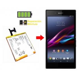 Cambiar Batería Sony Z