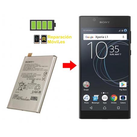 Cambiar Batería Sony L1
