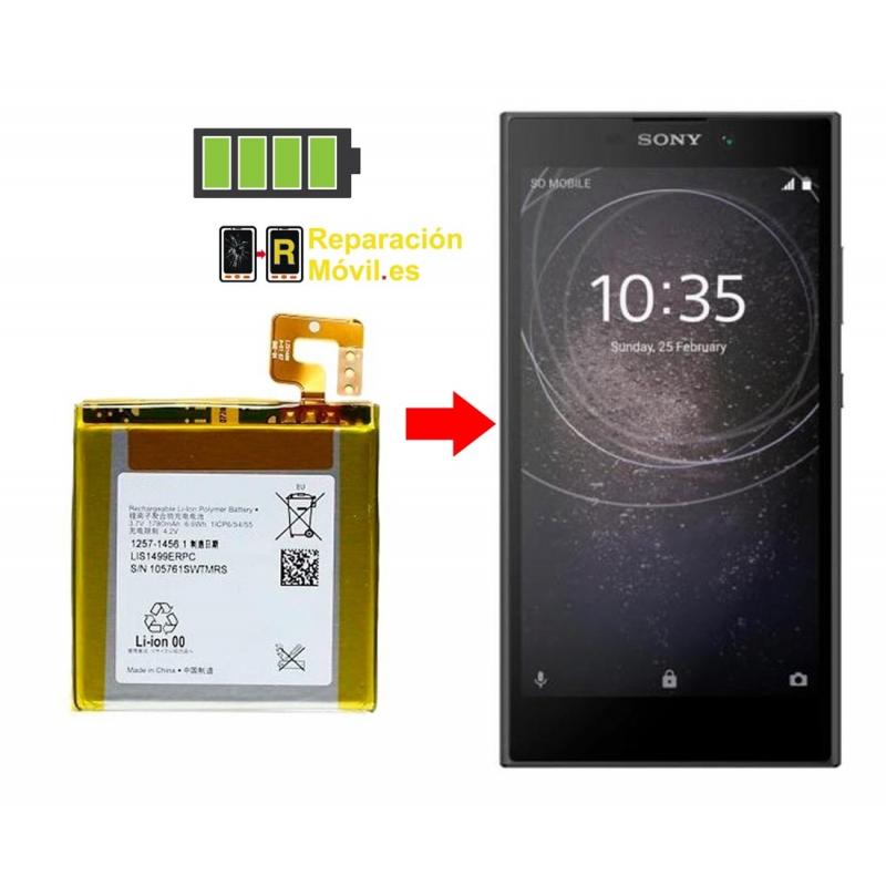 Cambiar Batería Sony L2
