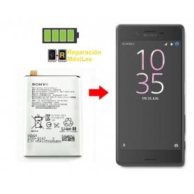 Cambiar Batería Sony X