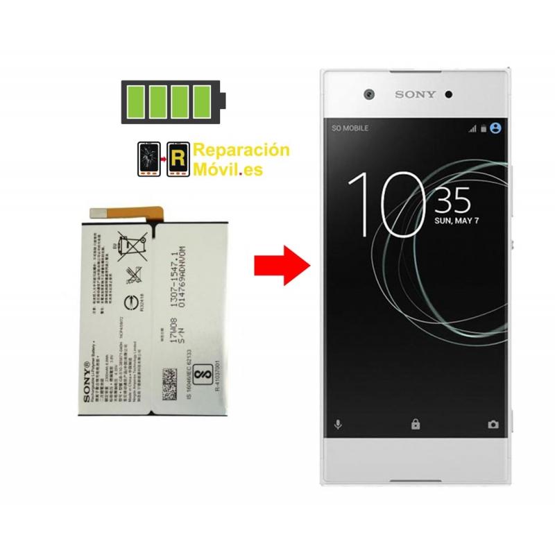 Cambiar Batería Sony XA1