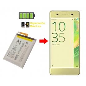Cambiar Batería Sony XA