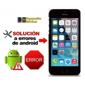 Solución Sistema Error LG X RAY