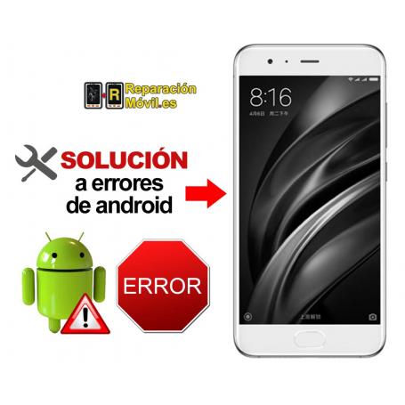 Reparar Sistema Xiaomi Mi 6