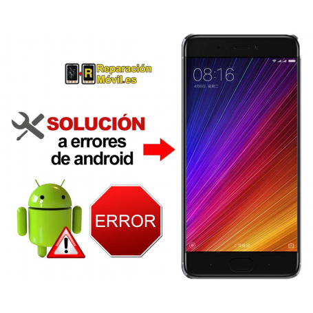 Reparar Sistema Xiaomi mi 5S