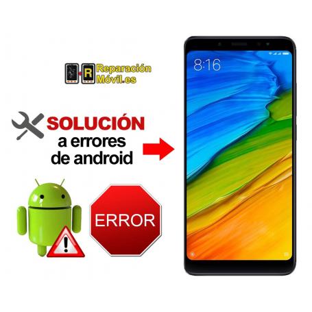 Reparar Sistema Xiaomi mi 5