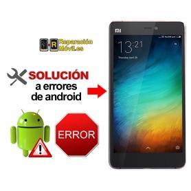 Reparar Sistema Xiaomi mi 4s