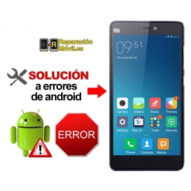 Reparar Sistema Xiaomi mi 4c