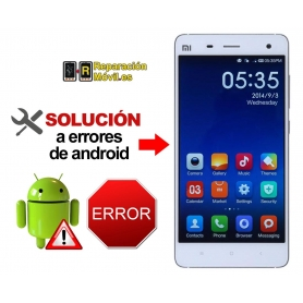 Reparar Sistema Xiaomi mi 4