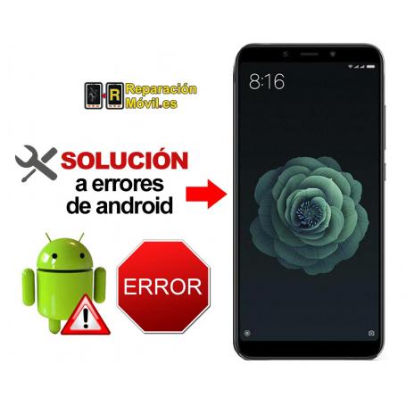 Reparar Sistema Xiaomi MI A2