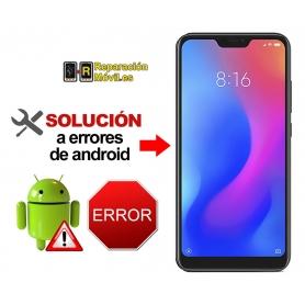 Reparar Sistema Xiaomi A2 LITE