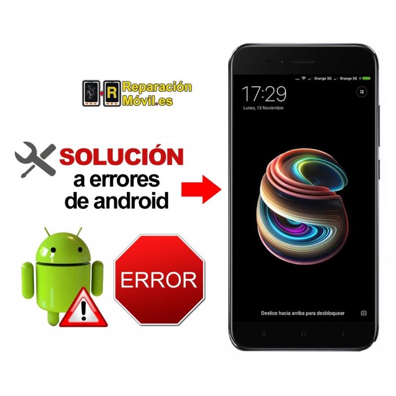 Reparar Sistema Xiaomi A1