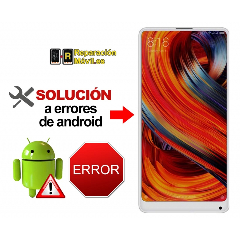 Reparar Sistema Xiaomi MI MIX 2SE