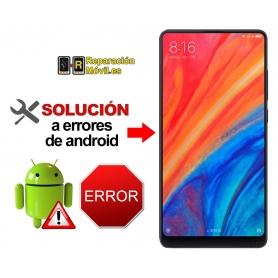 Reparar Sistema Xiaomi MI MIX 2S