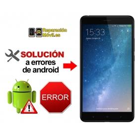 Reparar Sistema Xiaomi MI MAX 2