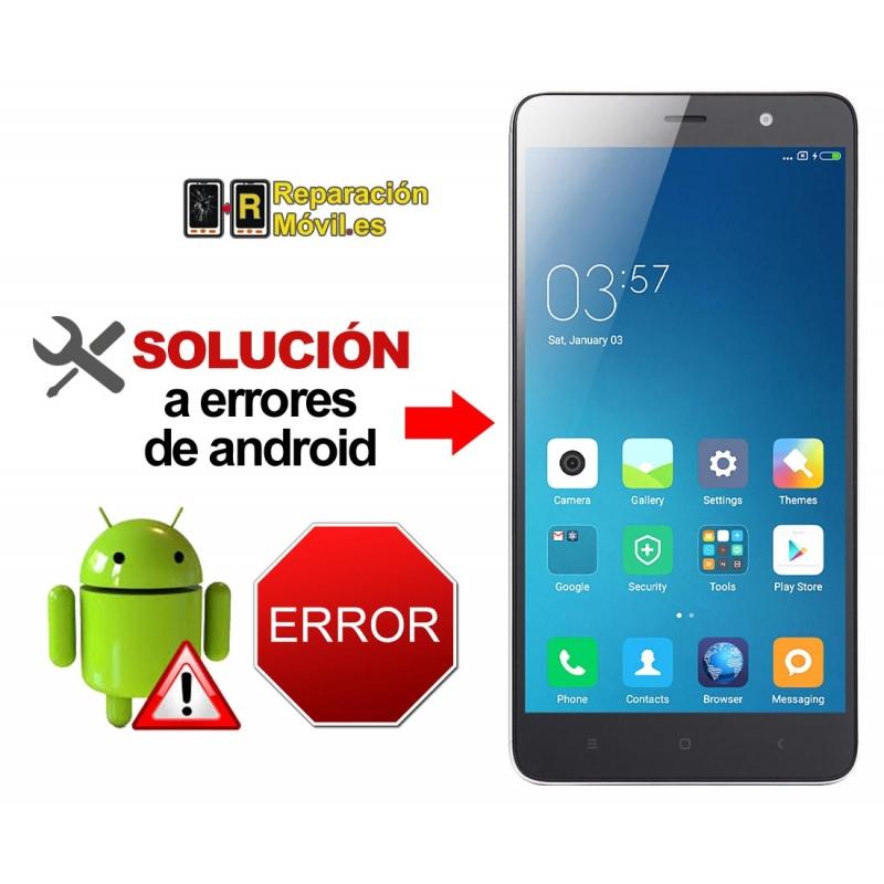 Reparar Sistema Xiaomi MI NOTE 3