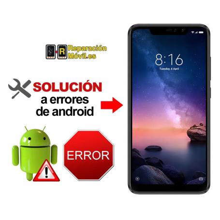Reparar Sistema Xiaomi MI NOTE