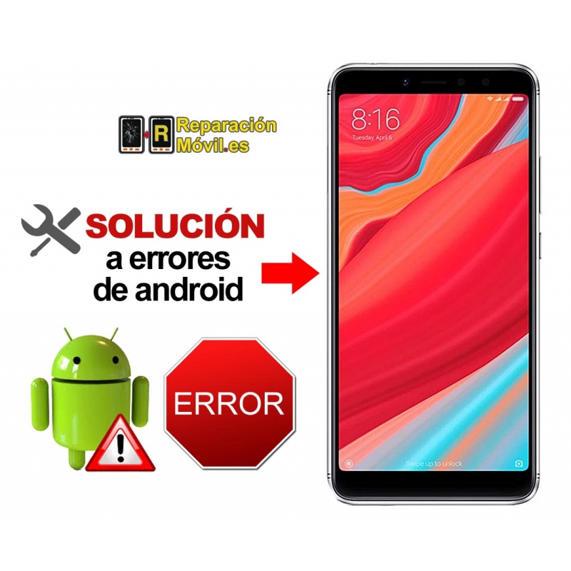 Reparar Sistema Xiaomi S2