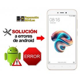 Reparar Sistema Xiaomi REDMI 5A