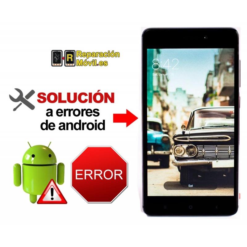 Reparar Sistema Xiaomi REDMI 4 PRO