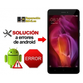 Reparar Sistema Xiaomi REDMI 4X