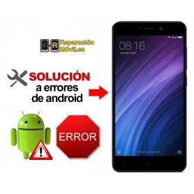 Reparar Sistema Xiaomi REDMI 4A