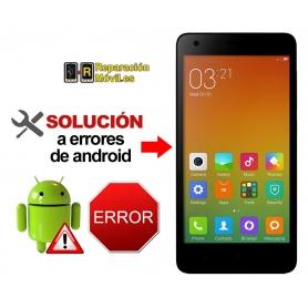 Reparar Sistema Xiaomi REDMI 3 PRO