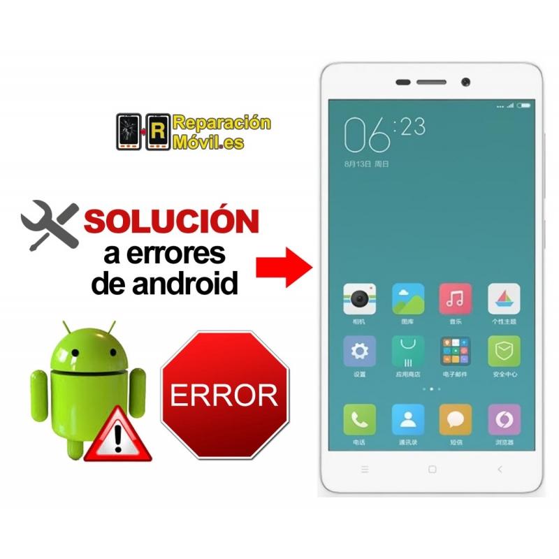 Reparar Sistema Xiaomi REDMI 3