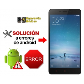Reparar Sistema Xiaomi REDMI NOTE 2