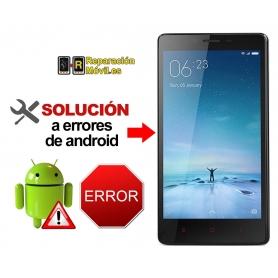 Reparar Sistema Xiaomi REDMI NOTE