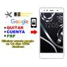 Eliminar Cuenta Google BQ X5