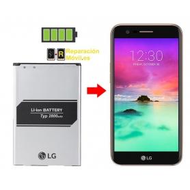 Cambiar Batería LG K10 2017