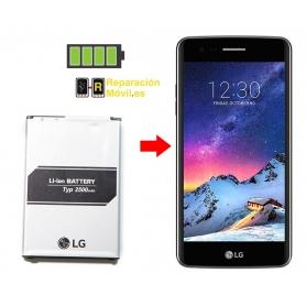 Cambiar Batería LG K8 2017