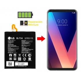 Cambiar Batería LG V30